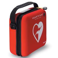 M5076A Slim Style Carry Case for Philips Heartstart HS1 Defibrillator