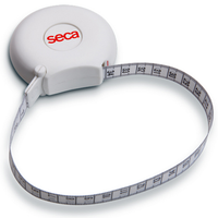 Seac 201 measuring tape with lock for precise circumference measurement.