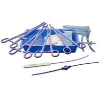 Pelican PELIpack IUD removal & fitting kit with medium vaginal speculum