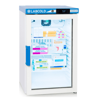 Labcold RLDG0219, 66 litre Medical Refrigerator with Glass Door