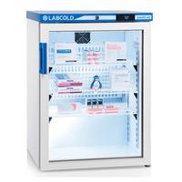 Labcold RLDG0519, 150 litre Medical Refrigerator with Glass Door