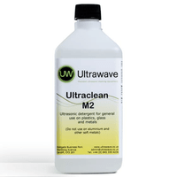 Ultraclean M2 Ultrasonic Detergent Solution, 1 litre