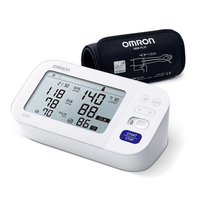 Omron M6 Comfort BP Monitor HEM-7360-E with Intelli Wrap Cuff and  Afib Indicator