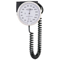 Accoson 6 Inch Aneroid Sphyg Wall Mounted with Ambidex Cuff and a Large Dial