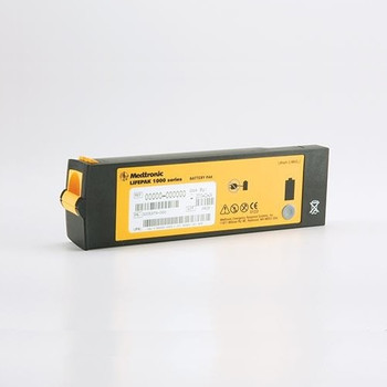 Spare / Replacement Battery for Lifepak 1000 AED ( Lithium, Non Rechargeable)
