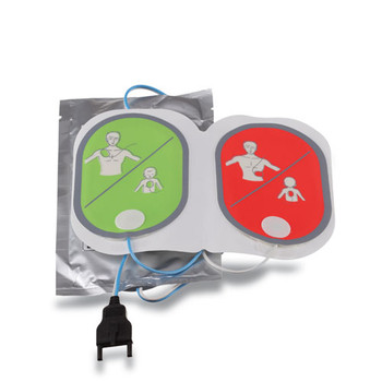 Pair of AED Pads for Mediana A15 HeartOn