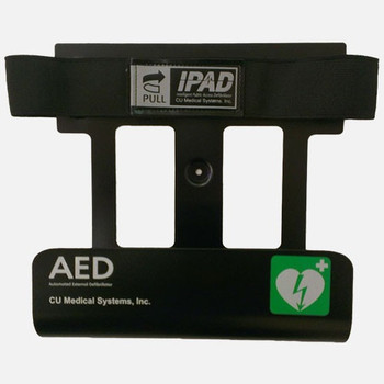 Wall Mounting Bracket for iPAD SP1 & SP2 Defibrillator with Velcro Strap