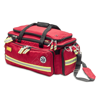 Elite Emergency Bag for Advanced Life Support - compact and easy to carry