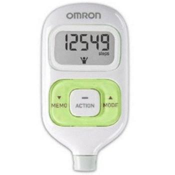 Omron Walking Style III Step Counter  Pedometer - Green