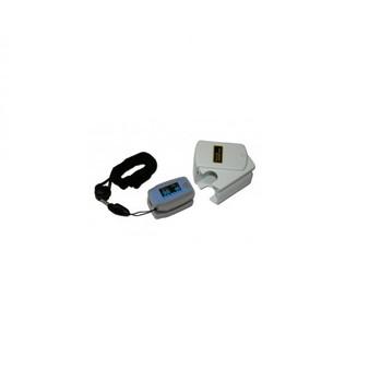 Paediatric Finger Pulse Oximeter MD300-C5 Light Blue w/FREE CARRY CASE
