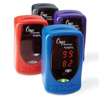 Nonin 9590 Onyx Vantage Finger Pulse Oximeter - Various Colours