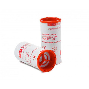 One Way Valve Disposable Adult Mouthpieces for Mini Wright / eMini Peak flow meters  x200