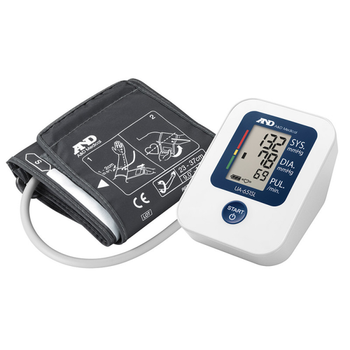A&D UA-651SL Blood Pressure Monitor with all essential features and semi large cuff.