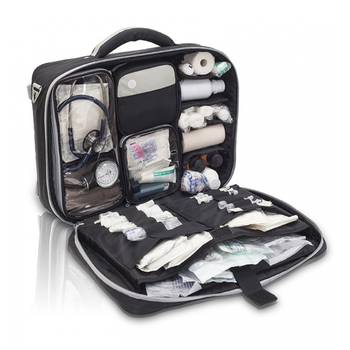 Medical Bag for Home Visits Internal View