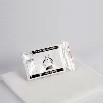 Disposable Triangular Bandage, Non Woven, 90 x 90 x 127cm