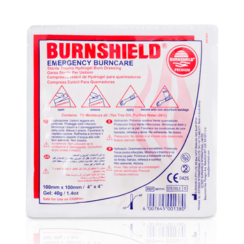 Burnshield Burns Dressing 10cm x 10cm