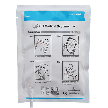 Adult Electrodes for iPAD Saver NF1200 and NF1201 AED
