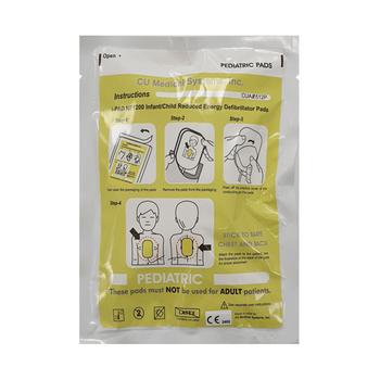 Pediatric Electrodes for iPAD Saver NF1200 and NF1201 AED