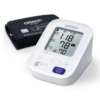 Omron M3 BP monitor with Medium - Large Easy Cuff