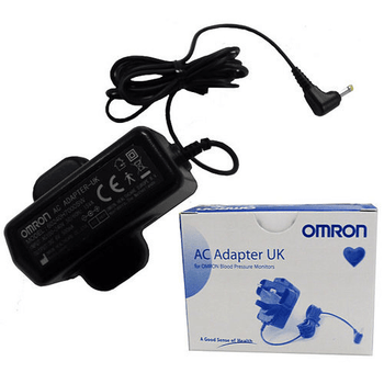 Power adapter for some Omron BP Monitors