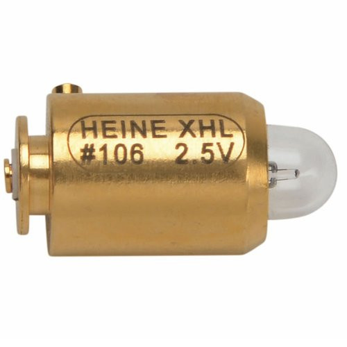Replacement Bulb for Heine Mini 3000 Ophthalmoscope 2.5V