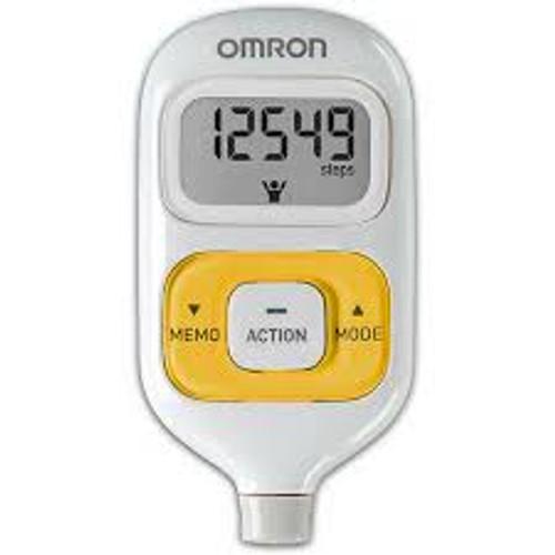 Omron Walking Style III Step Counter / Pedometer - Orange