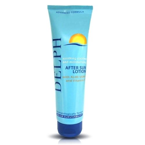 Delph After Sun Lotion with Vitamin E & Aloe Vera 150ml