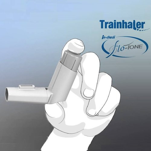 TRAINHALER CR - pMDI Technique Training Device, Placebo Inhaler