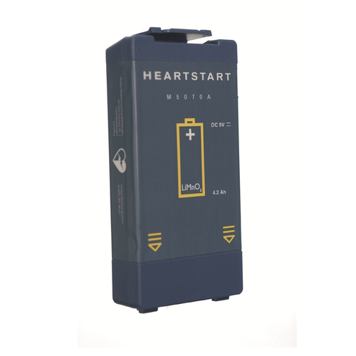 Heartstart Battery (M5070A) for Philips HS1 and FRx Defibrillator