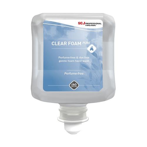 Cutan Clear Foam Pure, CLR1L, 1 Litre