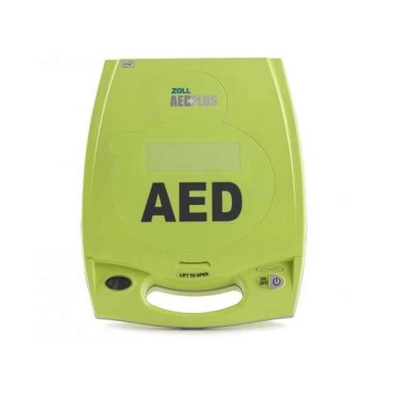 ZOll AED Plus Defibrillator supplied with CPR-D Pads