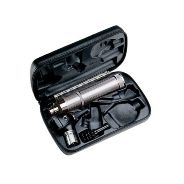 Welch Allyn 3.5v Fibre Optic Otoscope 25090-BI in Hard Carry Case