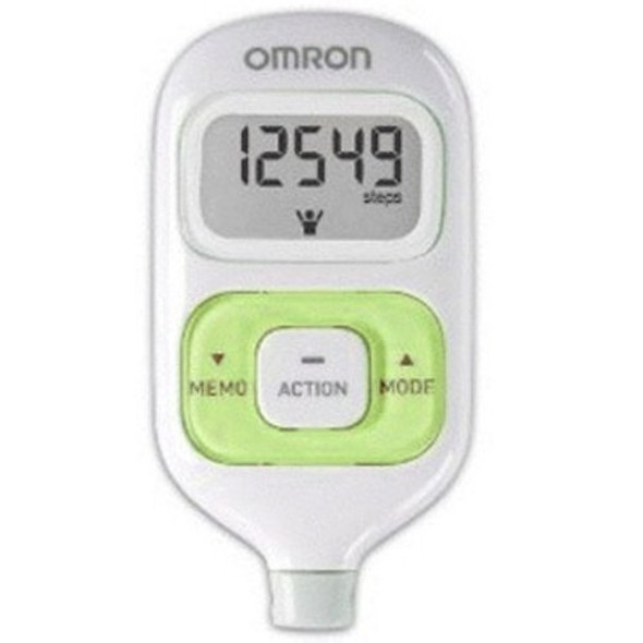 Omron Walking Style III Step Counter  Pedometer - Green