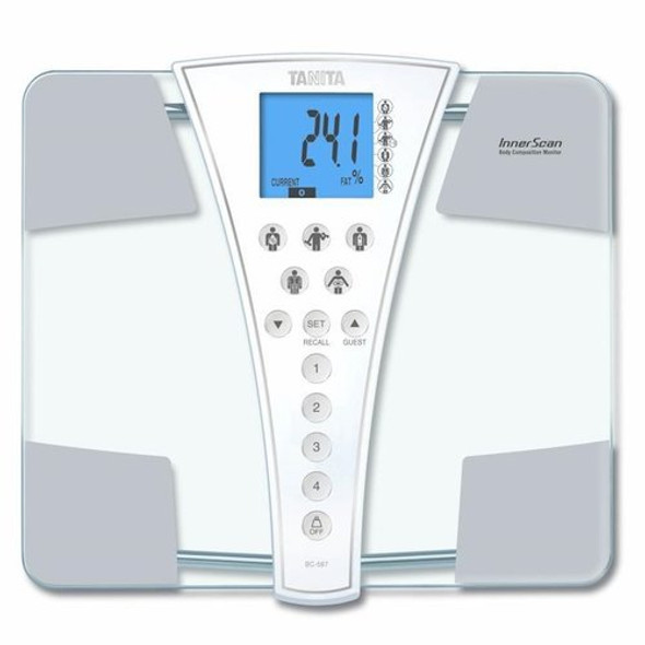 Tanita BC-587 Innerscan Body Composition Monitor