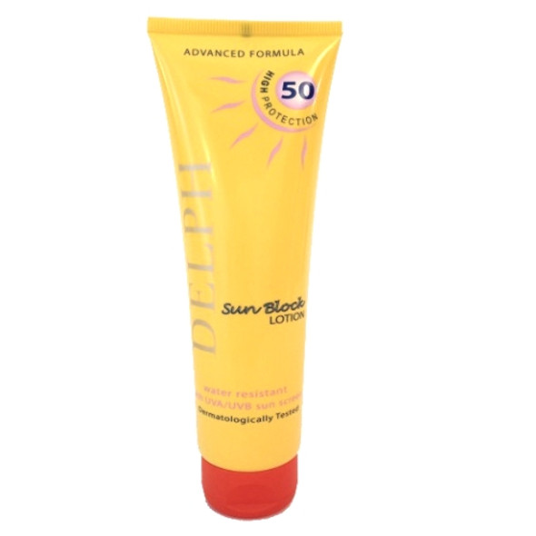 Delph Sun Block Lotion SPF 50 150ML