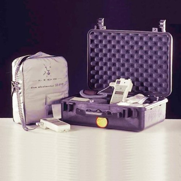 Lion Alcometer® SD400 Printer Kit in Hard Case