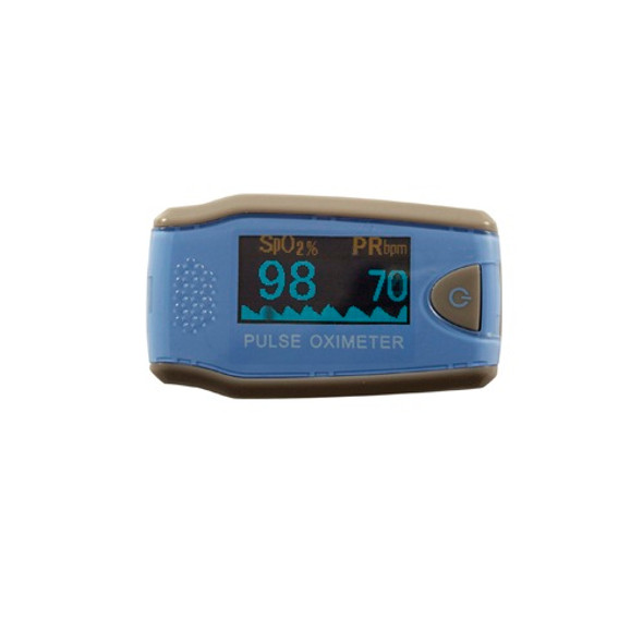 MD300C5 Paediatric Finger Pluse Oximeter Light Blue
