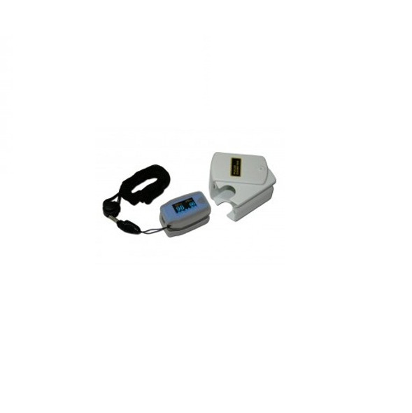 Paediatric Finger Pulse Oximeter MD300-C5 Light Blue w/FREE CARRY CASE