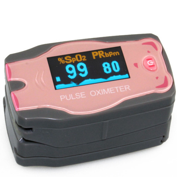 MD300C5 Paediatric Finger Pulse Oximeter Pig Design