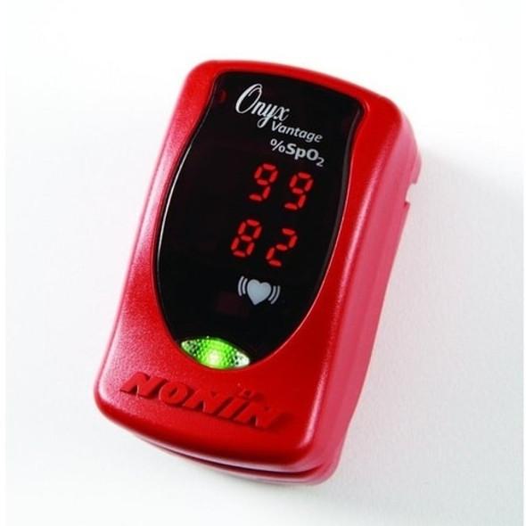 Nonin 9590 Onyx Vantage Finger Pulse Oximeter - Red