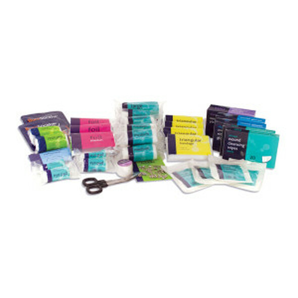 BS8599-1 First Aid Kit Large - Refill Pack