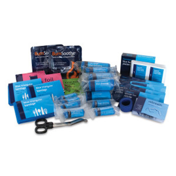 BS-8599 Catering First Aid Kit Medium - Refill Pack
