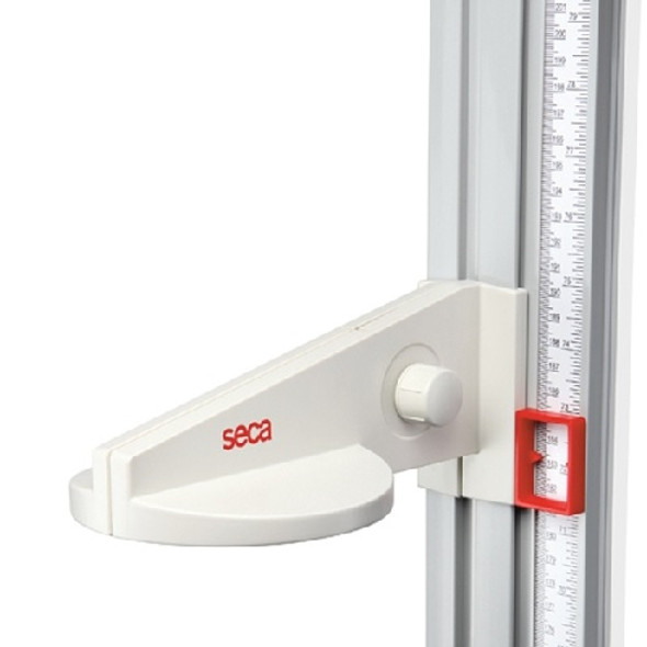 Seca 216 Height Measuring Rod with Locking Head Positioner
