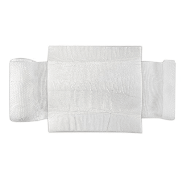 HSE Medium Dressing 12cm x 12cm, Flow Wrapped