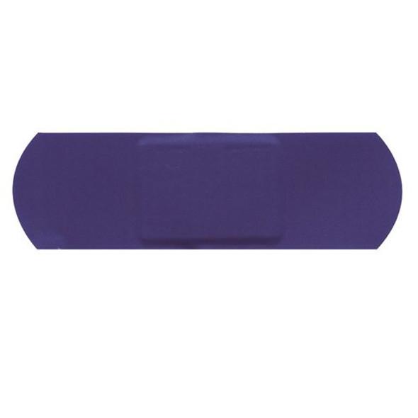 Sterochef Blue Detectable Plaster 7.5cm X 2.5cm