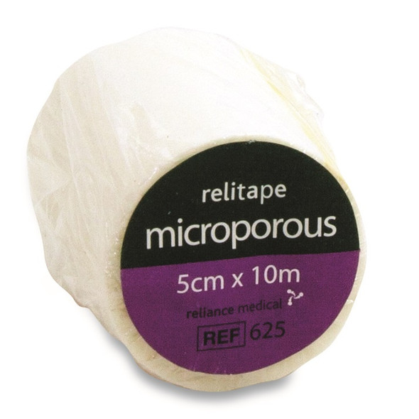 Microporous Paper Tape 5cm x 10m roll