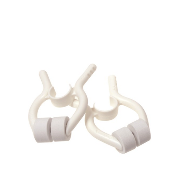 Disposable Noseclips with foam for a comfortable fit
