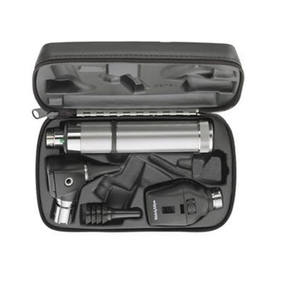 Welch Allyn Diagnostic Set in a compact hard carry case