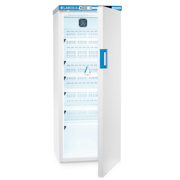 Labcold RLDF1019DIGLOCK, 340 litre Medical Refrigerator with Digital Lock and Solid Door