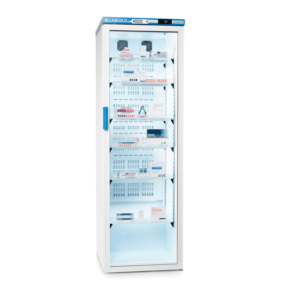 Labcold RLDG1519DIGLOCK, 150 litre Medical Refrigerator with Digital Lock and Glass Door